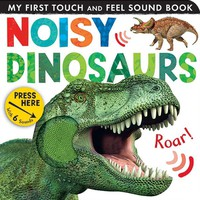 Noisy Dinosaurs Book