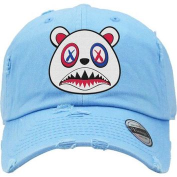 USA Baws Carolina UNC Dad Hat