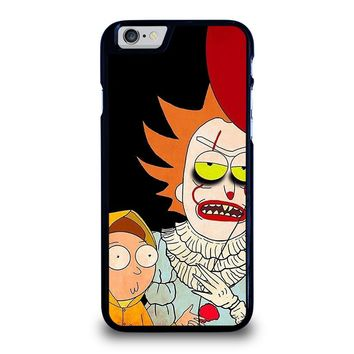 IT RICK AND MORTY iPhone 6 / 6S Case Cover
