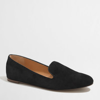 Addie Suede Loafers : Women's Shoes | J.Crew Factory