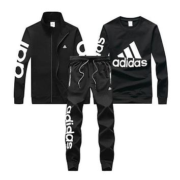 Adidas Four piece set Sweatpants F-BP-YCXD-JD