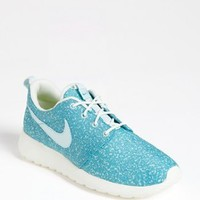 Nike Rosherun Womens Size 10 Green Running Shoes UK 7.5 EU 42