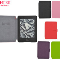 Smart Ultra Slim Magnetic Case Cover For Kindle Paperwhite+Screen film Suzie