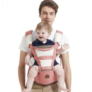 New Ergonomic Baby Carrier Re-hold Infant Backpack Carrier For Baby Care Toddler Sling Kangaroo Baby Suspenders For Newborn