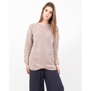 Cortana Cashmere Cable Tunic