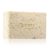Molton Brown Re-charge Black Pepper Body Scrub Bar, 8.8 oz./ 250 g