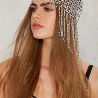 Top of MInd Beaded Cap