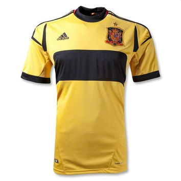 Spain Goalkeeper Jersey 2008