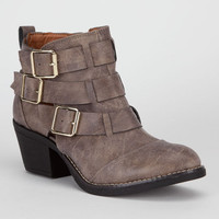 Report Aydin Womens Boots Brown  In Sizes