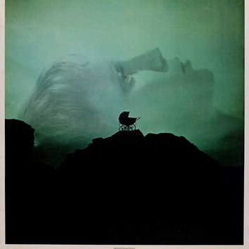 Rosemary's Baby 27x40 Movie Poster (1968)