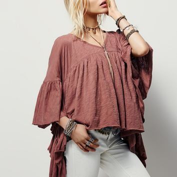 Free People Easy Does It Top