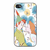 Peter Pan Windy Folwers iPhone 4s Case