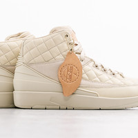 "Nike Air Jordan 2 Retro Just Don ""Beach"" size 8"