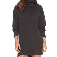 Winston White Colette Dress in Charcoal