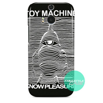 Toy Machine Toy Division Cruiser Skateboard Deck HTC One Case M8 M7 One X Cover