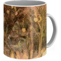 Golden Autumn Coffee Mug for Sale by Susan Eileen Evans