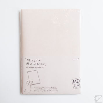 MD Notebook A5 Paper Cover