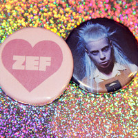 Die Antwoord Pin-back Buttons - Set of Two