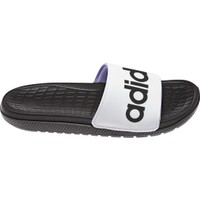 adidas Women's Voloomix Slides - Black/White | DICK'S Sporting Goods