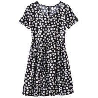 Xhilaration® Junior's Babydoll Dress - Assorted Colors