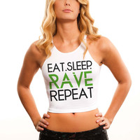 Women's Shirt | Eat Sleep Rave Repeat