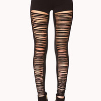 Show Off Fringe Leggings