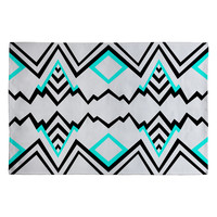 Elisabeth Fredriksson Wicked Valley Pattern 1 Woven Rug