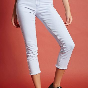 The Fairfax Crop Jean