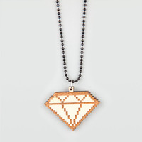 Goodwood Nyc 8 Bit Diamond Necklace Multi One Size For Men 21122595701
