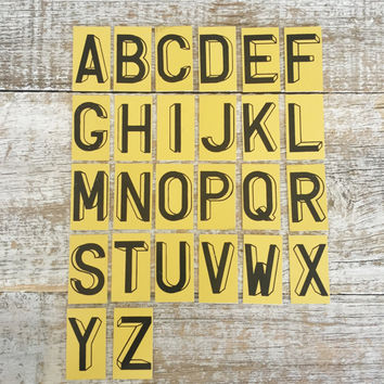 Small Metal Letters For Signs Shop Industrial Media On Wanelo
