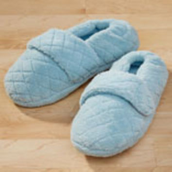 Chenille Stretch Slippers