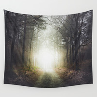 Final destination Wall Tapestry by HappyMelvin