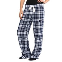 Women's Penn State Nittany Lions Navy Blue Reign Flannel Pants
