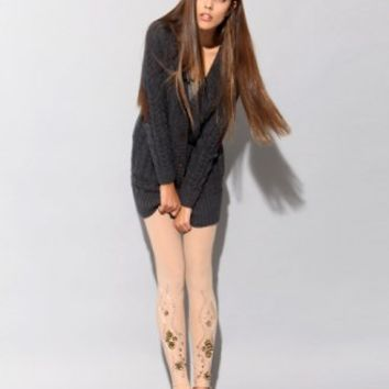 Lux floral mesh leggings [Beb6215] - $269 : Pixie Market, Fashion-Super-Market