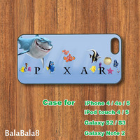Fish - - iPhone 4 case, iphone 5 Case, iPod touch case ,ipod case, Samsung Galaxy S3 , S2 , Galaxy Note 2 case