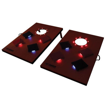 Triumph Sports USA Advanced LED Tournament Bean Bag Toss