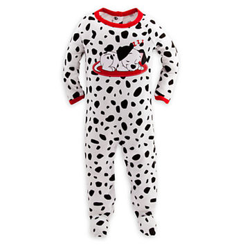 Lucky Stretchie Sleeper for Baby - 101 Dalmatians