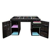 Original Scrapbox EZ View Scrapbook Craft Desk | Overstock.com