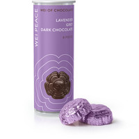 Wei Peace Lavender Grey Dark Chocolate
