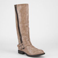 Liliana Alba Womens Boots Taupe  In Sizes