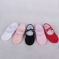 Children Canvas Ballet Shoes