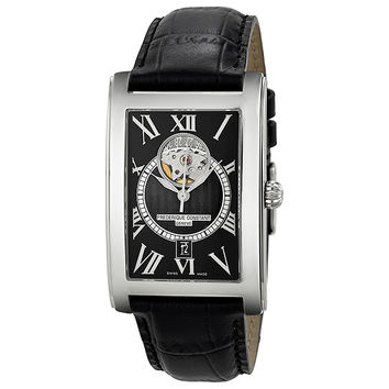 Frederique Constant Carree Mens Automatic Watch 315BS4C26
