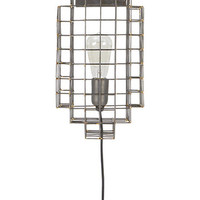 CB2 cage sconce from CB2 | BHG.com Shop
