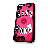 Burn Book Mean Girl iPhone 6 Plus case
