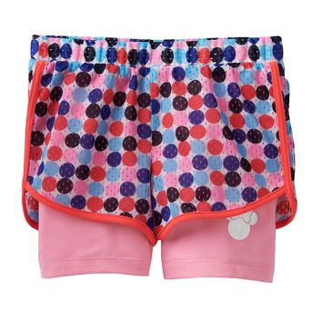 Disney's Minnie Mouse Dot Active Shorts by Jumping Beans - Girls