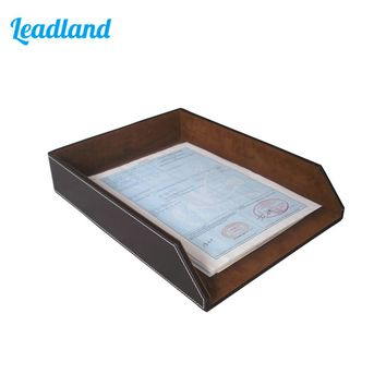 Office Files Documents Container-tray Desk Document A4 Print Papers Organizer Office School Supplies Desk Accessories