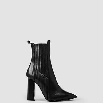 Womens Cubista Boot (Black) | ALLSAINTS.com