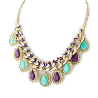 Pree Brulee - Queen of Sheba Necklace