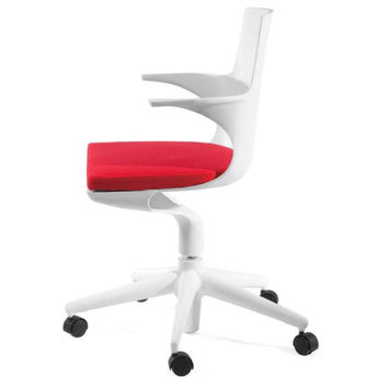 Jaden  office desk Chair | white