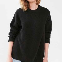Silence + Noise Crossover Crew-Neck Sweater - Urban Outfitters